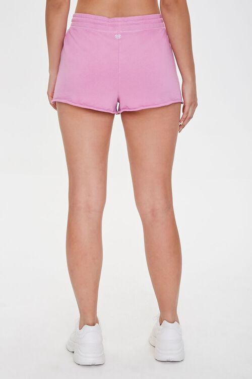 VIOLET Active French Terry Shorts, image 4