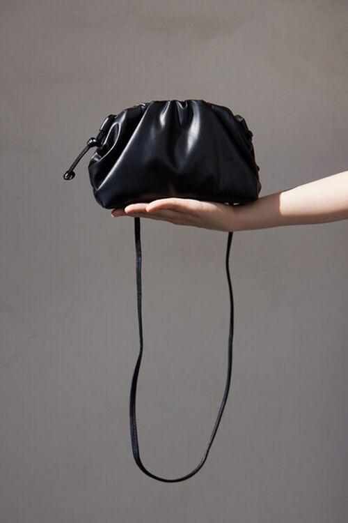 Snap-Top Crossbody Bag, image 1