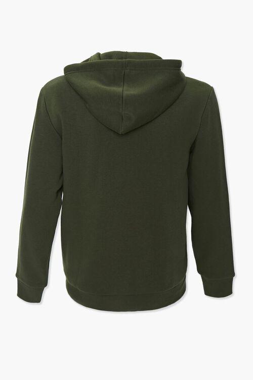 Fleece Zip-Up Hoodie, image 4