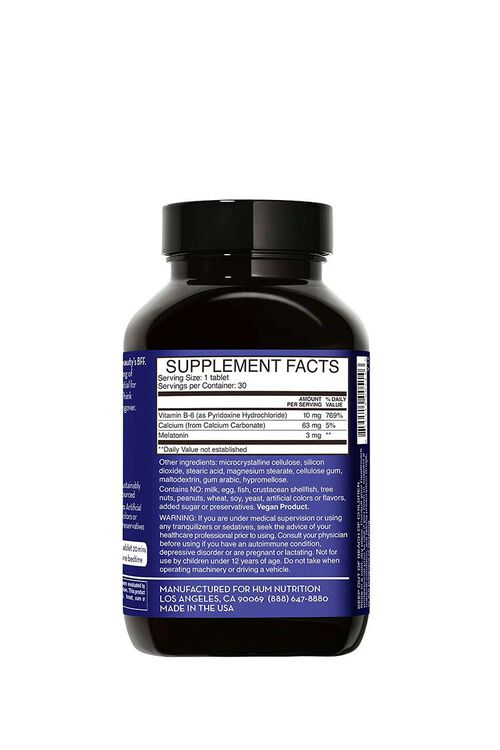 BLUE Hum Nutrition Beauty zzZz™ – Sleep Supplement, image 2