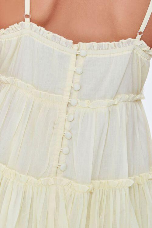 Tiered Fit & Flare Mini Dress, image 5