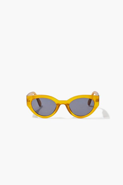 Oval Tinted Sunglasses, image 3