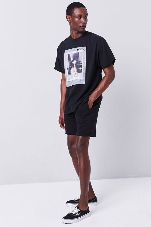 Fleece Drawstring Shorts, image 5