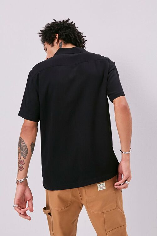 Classic Fit Embroidered Shirt, image 3