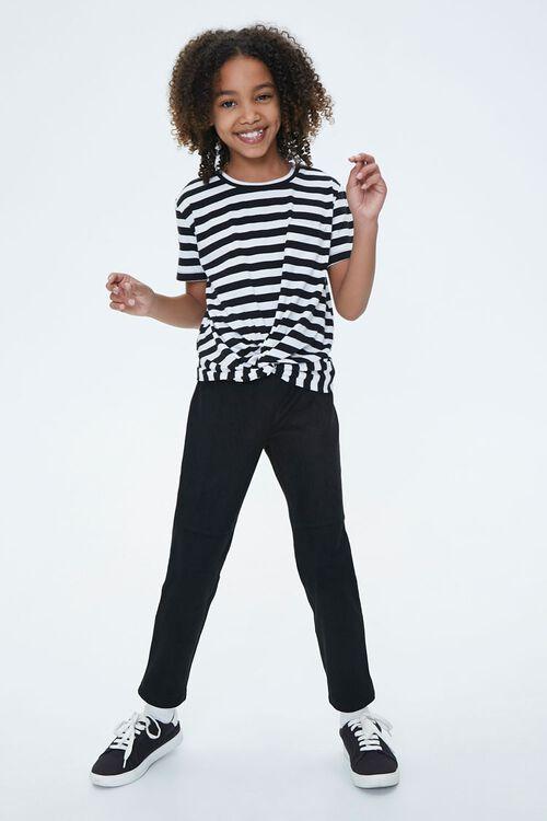 Girls Mid-Rise Leggings (Kids), image 1