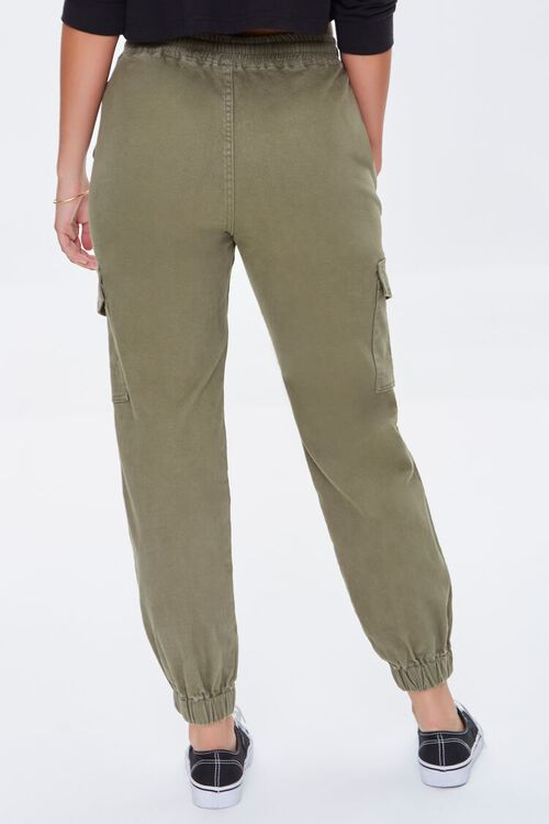 OLIVE Premium Denim Joggers, image 4