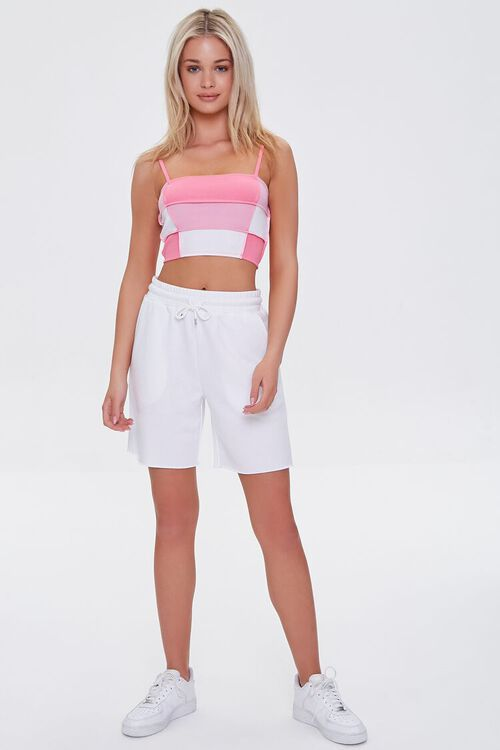 Patchwork Cropped Cami, image 5