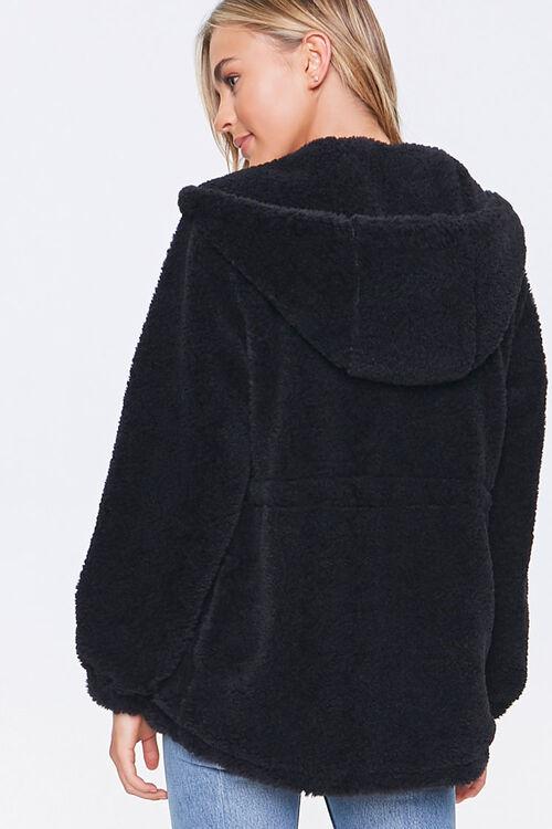 Plush Hooded Jacket, image 3