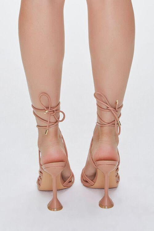 Wraparound Square-Toe Heels, image 3