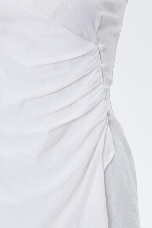 Mock Wrap Cami Dress, image 3