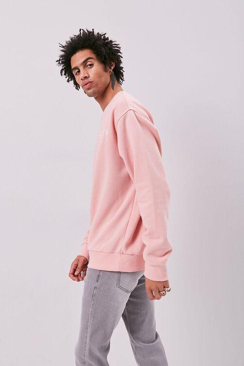 Salty Embroidered Graphic Fleece Sweatshirt, image 2