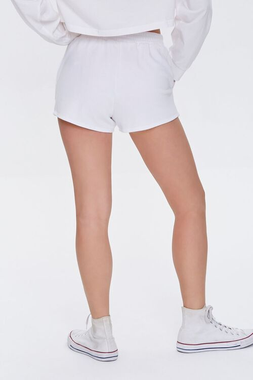 Seamed French Terry Shorts, image 4