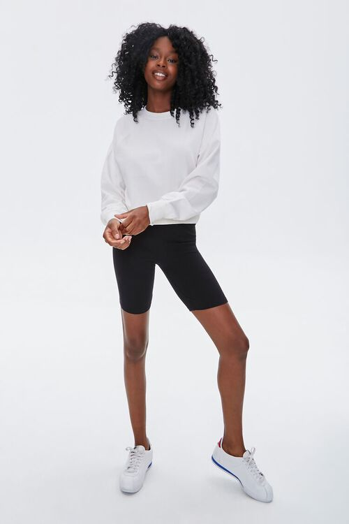French Terry Crew Pullover, image 4