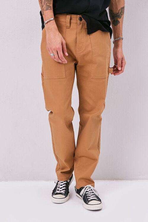 Canvas Utility Pants, image 2