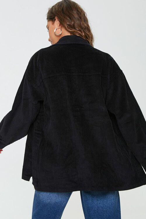 Corduroy Snap-Button Jacket, image 3