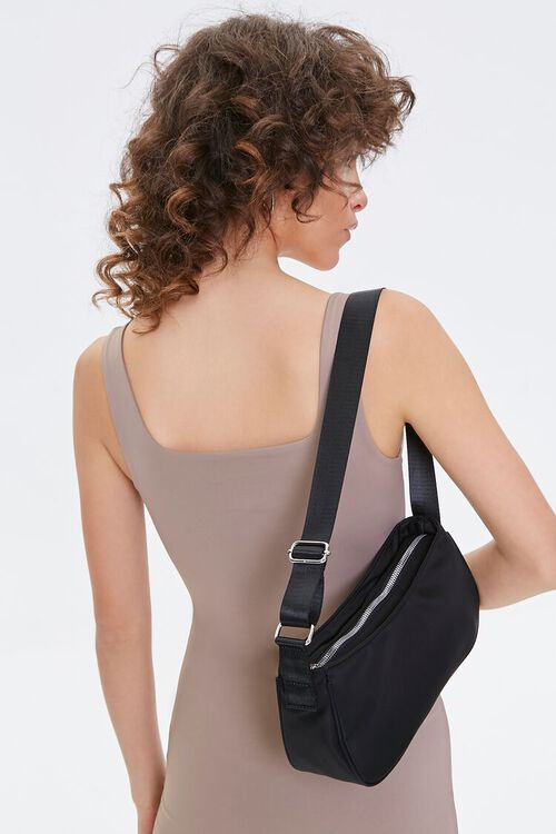 Nylon Shoulder Bag, image 2