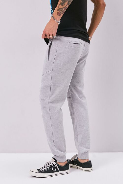 French Terry Moto Joggers, image 3