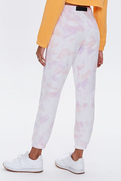 Buckled Tie-Dye Joggers, image 4