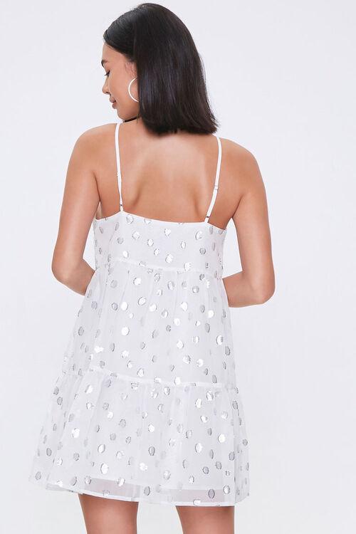 Chiffon Polka Dot Dress, image 3