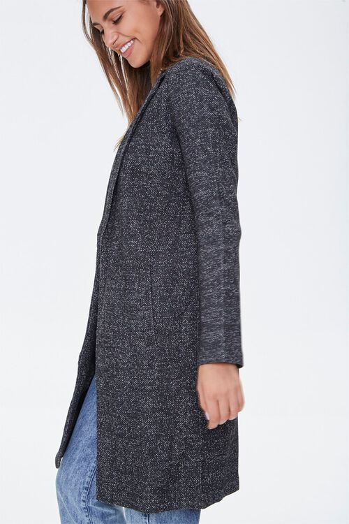 Speckled Longline Jacket, image 2