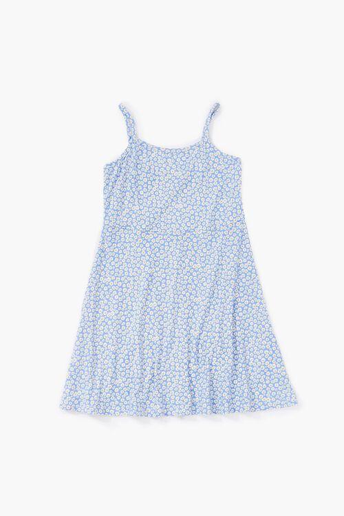 Girls Floral Cami Dress (Kids), image 1