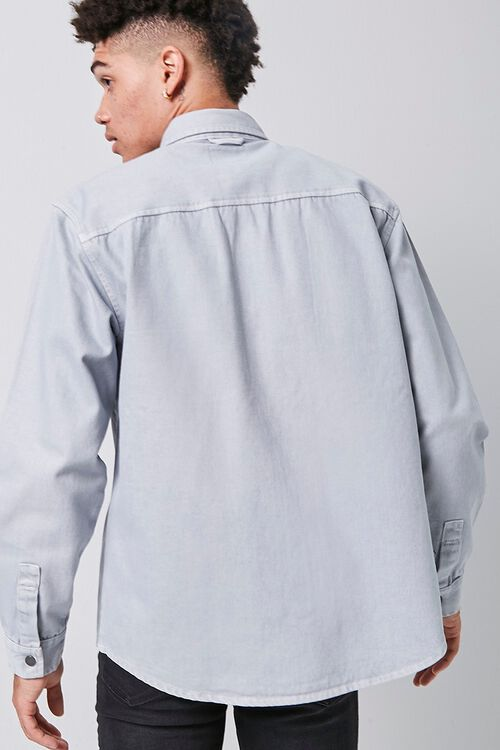 Buttoned Flap Pocket Shirt, image 3