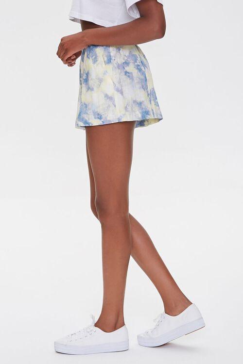 Tie-Dye Wash Shorts, image 3