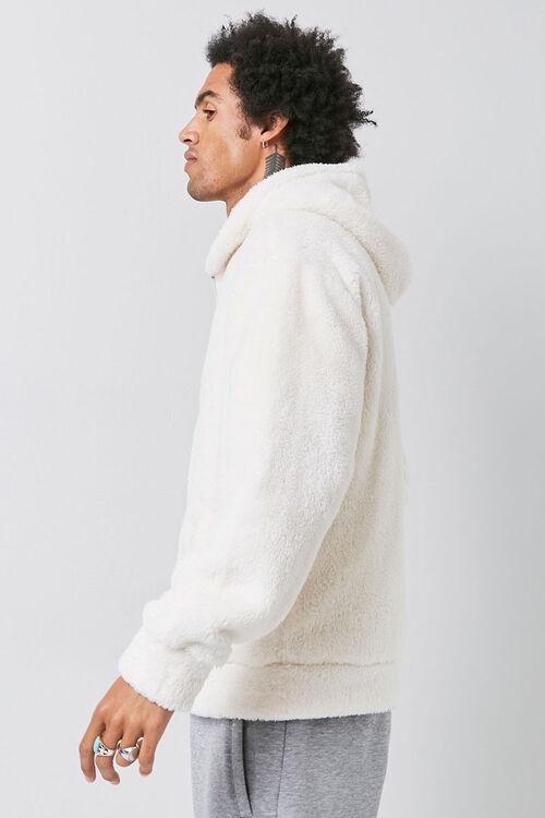 Hooded Teddy Jacket, image 2