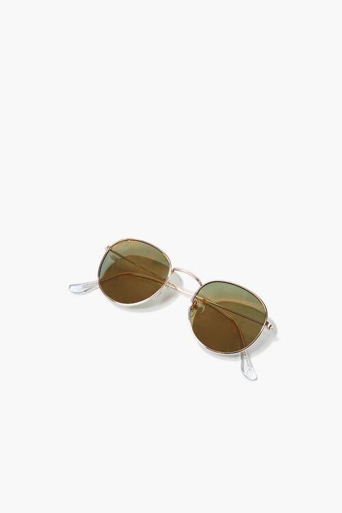 Round Tinted Sunglasses, image 6