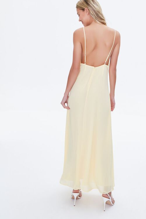 Chiffon Cami Maxi Dress, image 3