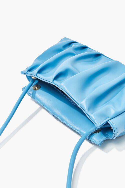 Pleated Crossbody Bag, image 4