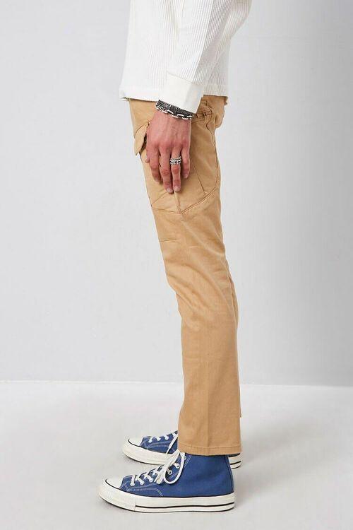 Slim-Fit Cargo Pants, image 3