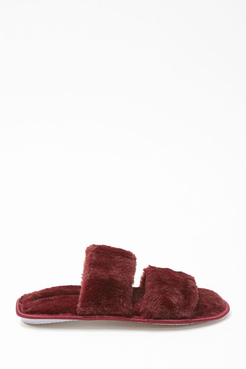 Plush Caged Slippers, image 1