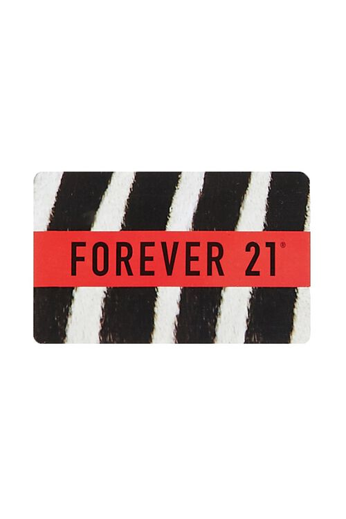 Forever 21 Gift Card, image 1