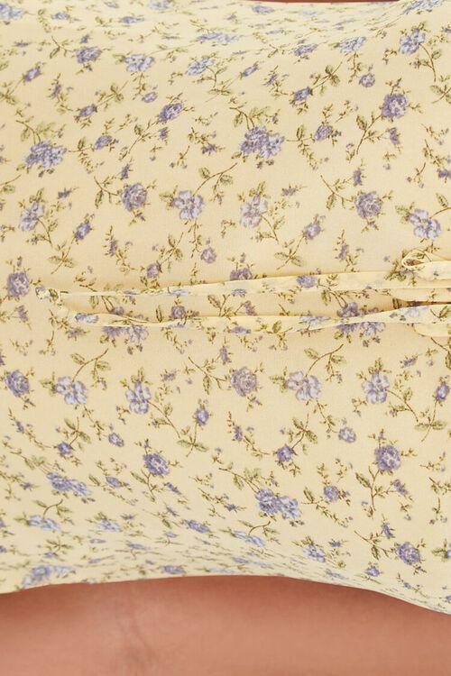 Floral Print Cami Dress, image 5