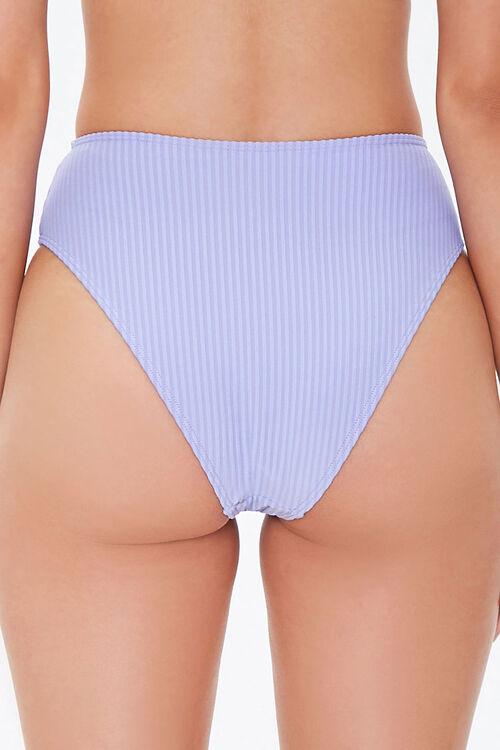 Ribbed Cheeky Bikini Bottom, image 4