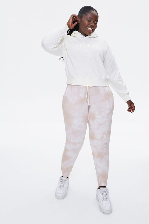 Plus Size Femme Embroidered Hoodie, image 4