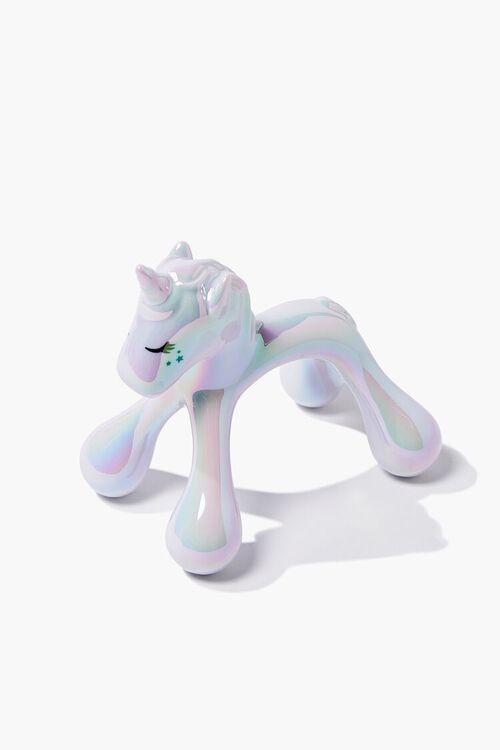 Iridescent Unicorn Body Massager, image 1