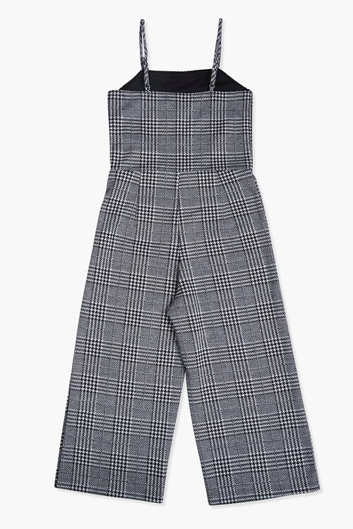 Girls Glen Plaid Cami Jumpsuit (Kids), image 2