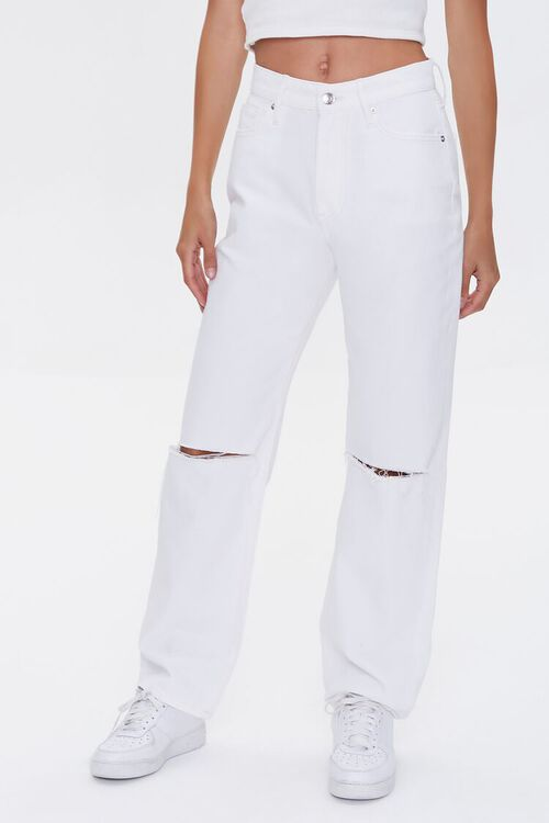 Distressed 90s-Fit Jeans, image 2