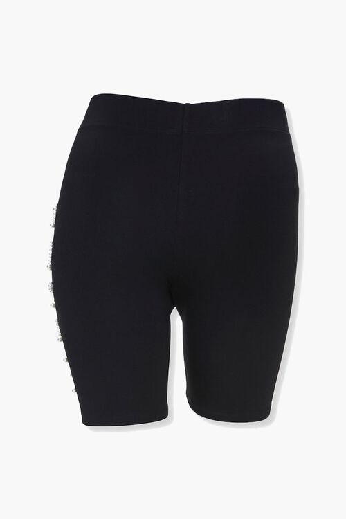 Plus Size Fierce Biker Shorts, image 4