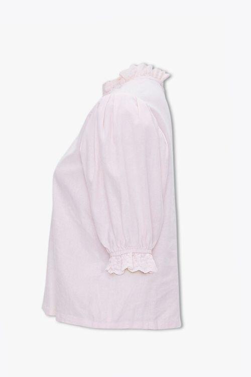 Quatrefoil ruffle pant with state of Alabama appliqu\u00e9 ruffle long or short sleeved top.