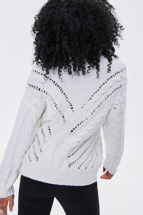 Illusion Mesh Sweater, image 3