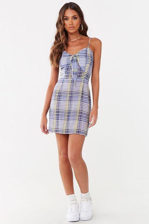 Missguided Plaid Dress, image 4