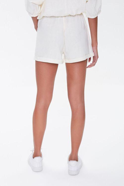 Kendall & Kylie Linen-Blend Shorts, image 4