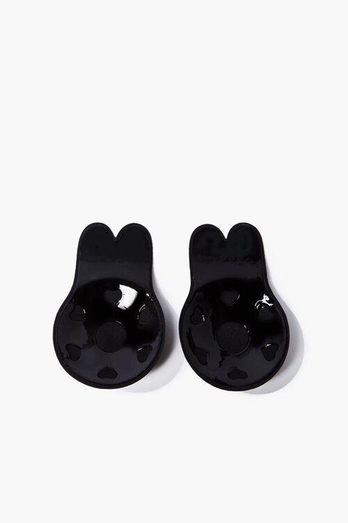 BLACK Bunny Nipple Cover Set, image 2