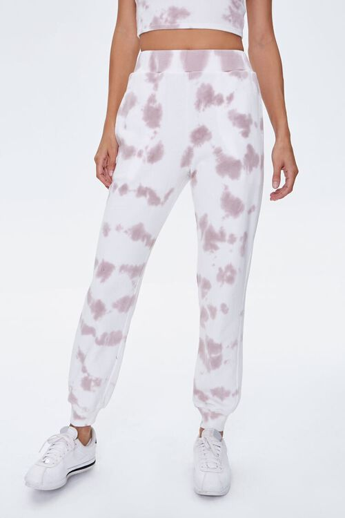 Bleached Wash Tank Top & Joggers Set, image 4