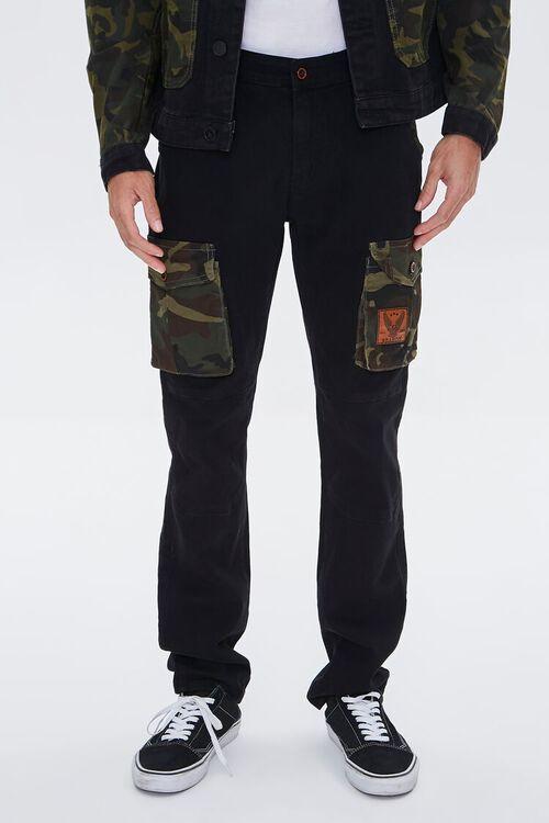 Reason Camo Cargo Jeans, image 2