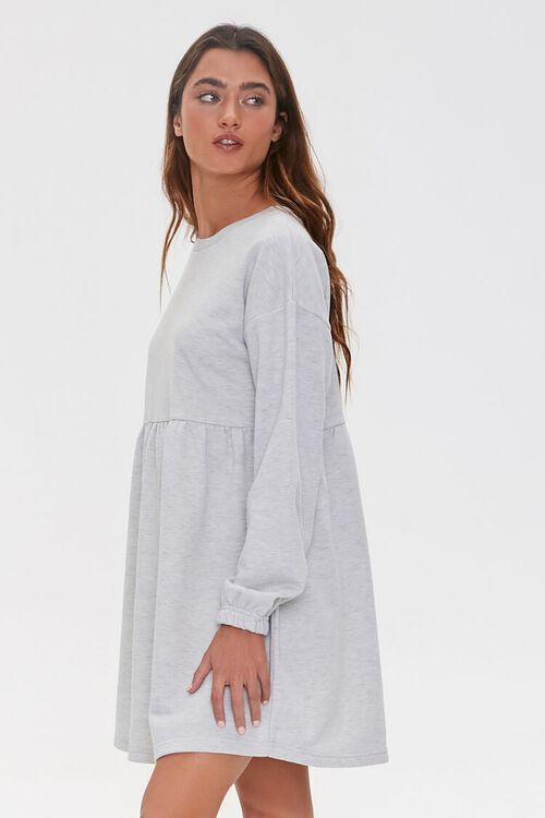 Fleece Mini Dress, image 3