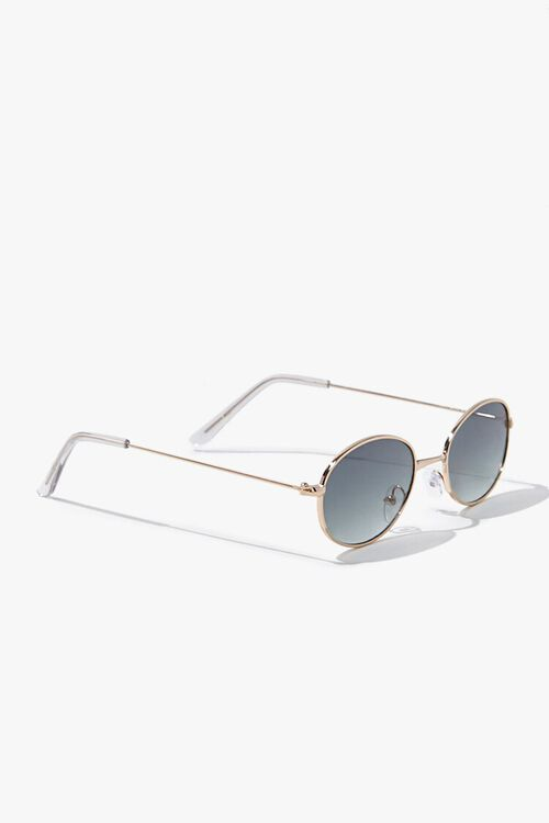 Oval Tinted Sunglasses, image 2